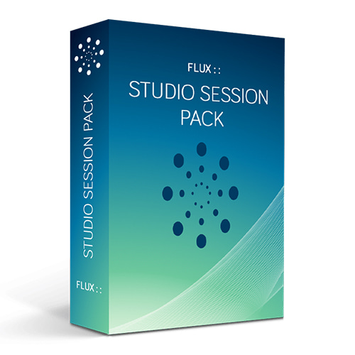 [FLUX::] Studio Session Pack